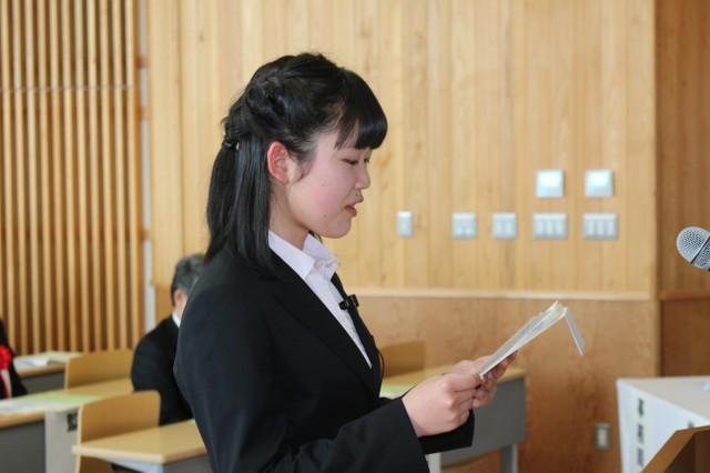 平成29年度入学式-新入生