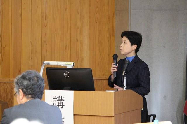 鈴木学長2019